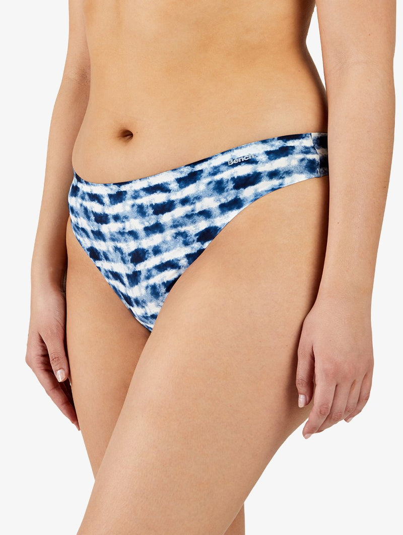 Tie Dye Stripe Thongs 3Pk