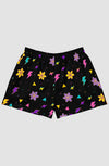 Powerline Womens Athletic Short Shorts