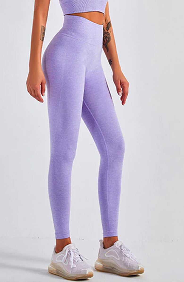 Booty Clothing Plum Pro Leggings