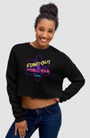 Powerline Cropped Sweatshirt