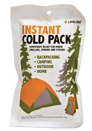 Lifeline Instant Cold Packs