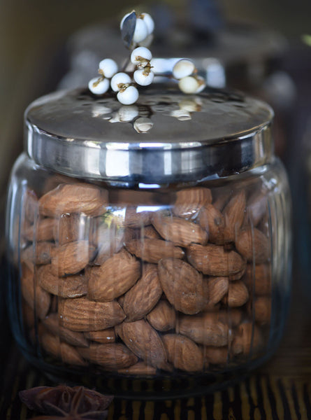 Raw Organic Almonds 500g