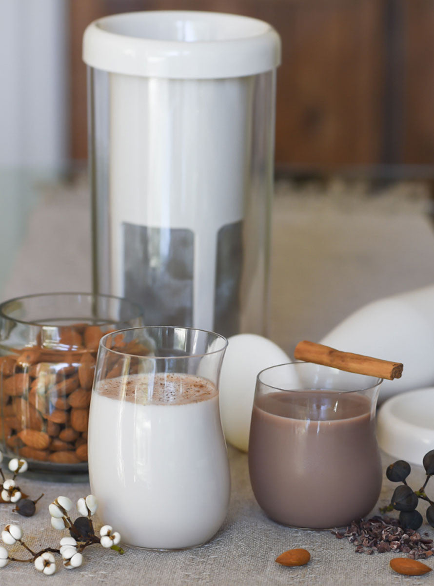 Chufamix - Nut Milk Maker best for Almond Milk, Cashew Milk