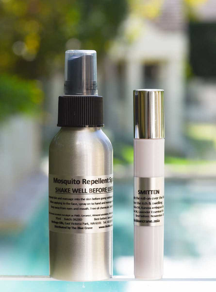 Mosquito Repellent Spray & Smitten