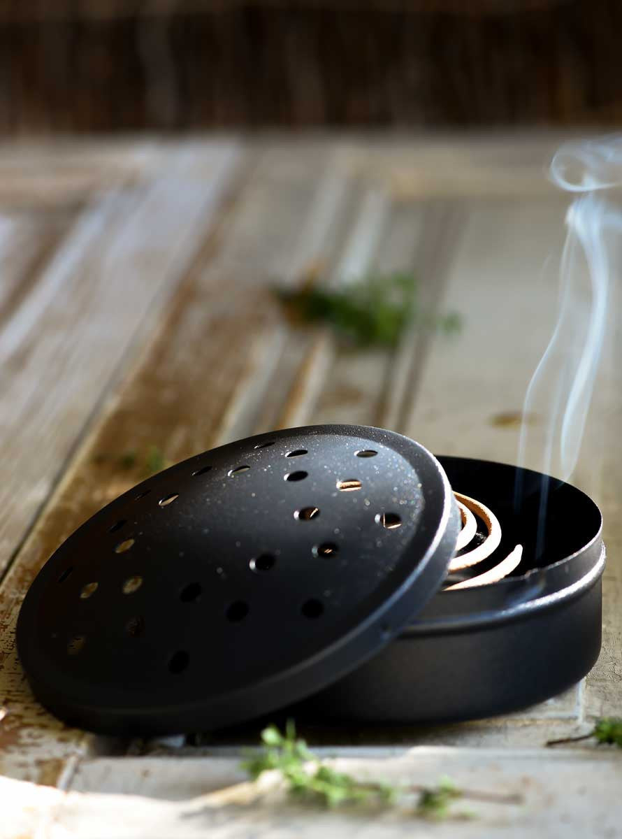 Sandalwood Mosquito Coil & Diffuser