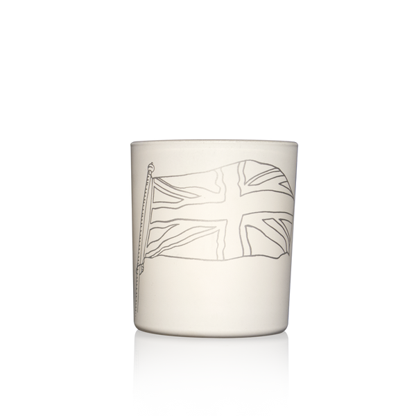 CANDLE - 100% MADE IN ENGLAND - VETIVERT