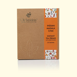 Load image into Gallery viewer, Indian Masala No Added Sugar Ready Tea