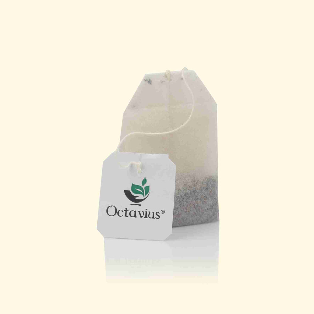 Load image into Gallery viewer, Octavius Cinnamon Anise Green Tea - 32 Enveloped Tea Bags