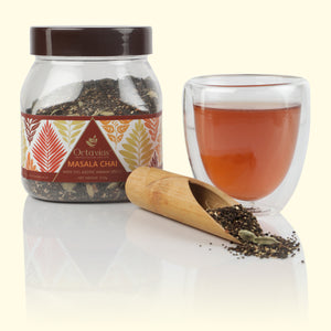 Load image into Gallery viewer, Octavius CTC Masala Chai - 250gm Jar