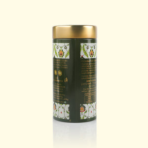 Load image into Gallery viewer, Octavius Tulsi Chamomile Fennel Green Tea Loose Leaf- 75 GMS