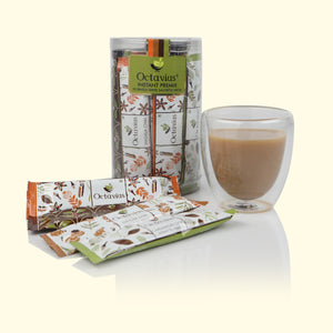 Load image into Gallery viewer, 4 in 1 Clear Pack Indian Masala, Ginger, Cardamom and Coffee Ready Tea & Coffee