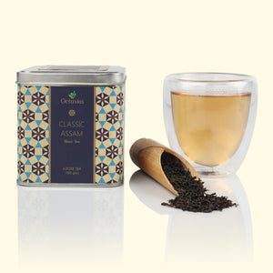 Load image into Gallery viewer, Octavius Classic Assam Black Tea Loose Leaf - 100 GMS
