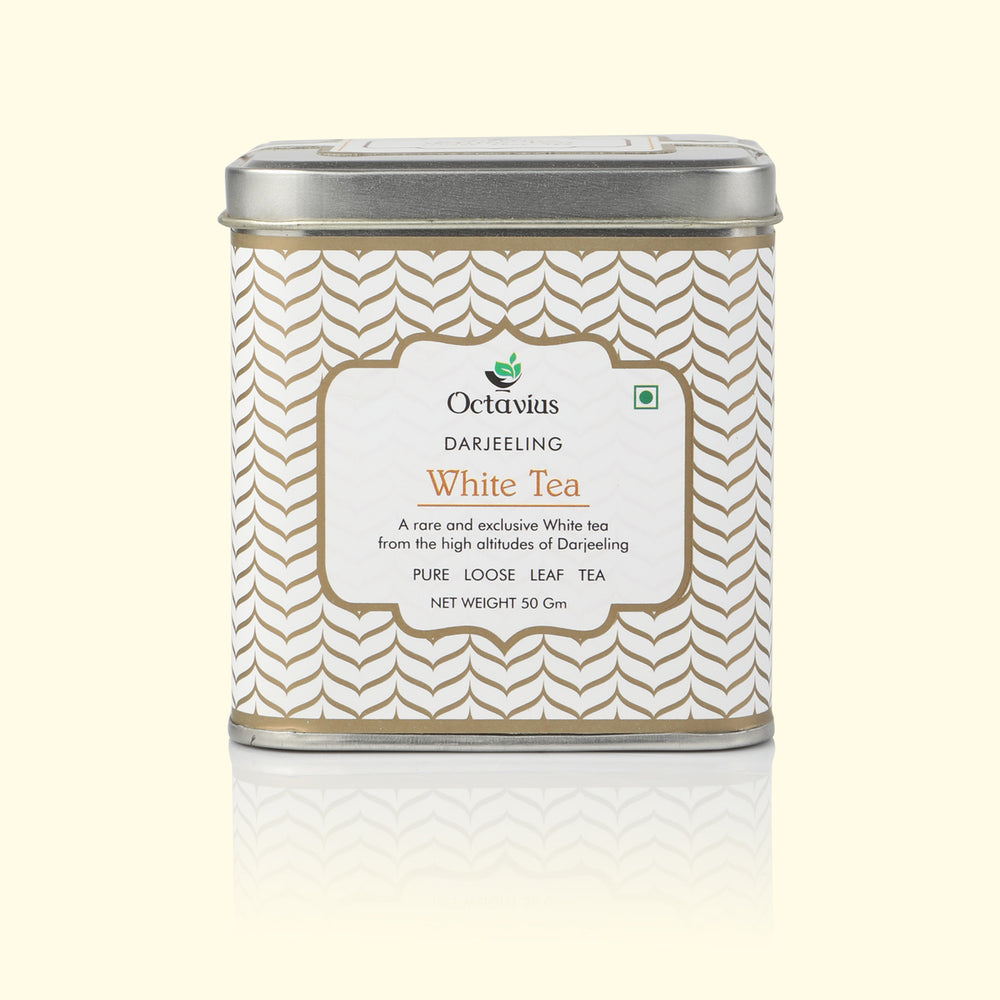 Load image into Gallery viewer, Premium Darjeeling White Tea - Whole Leaf