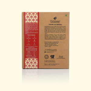 Load image into Gallery viewer, Octavius Indian Masala Chai Loose Leaf Tea in Craft Paper Box - 100 gms