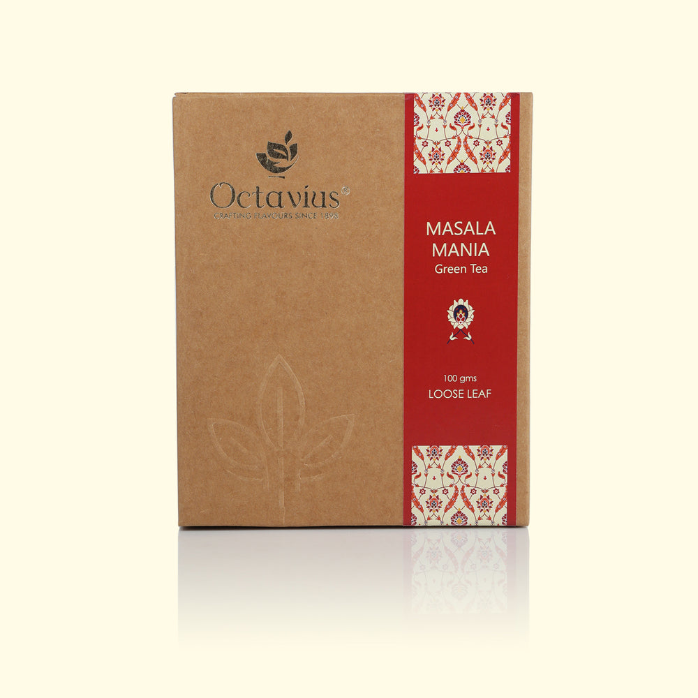 Load image into Gallery viewer, Masala Mania Green Loose Leaf Tea