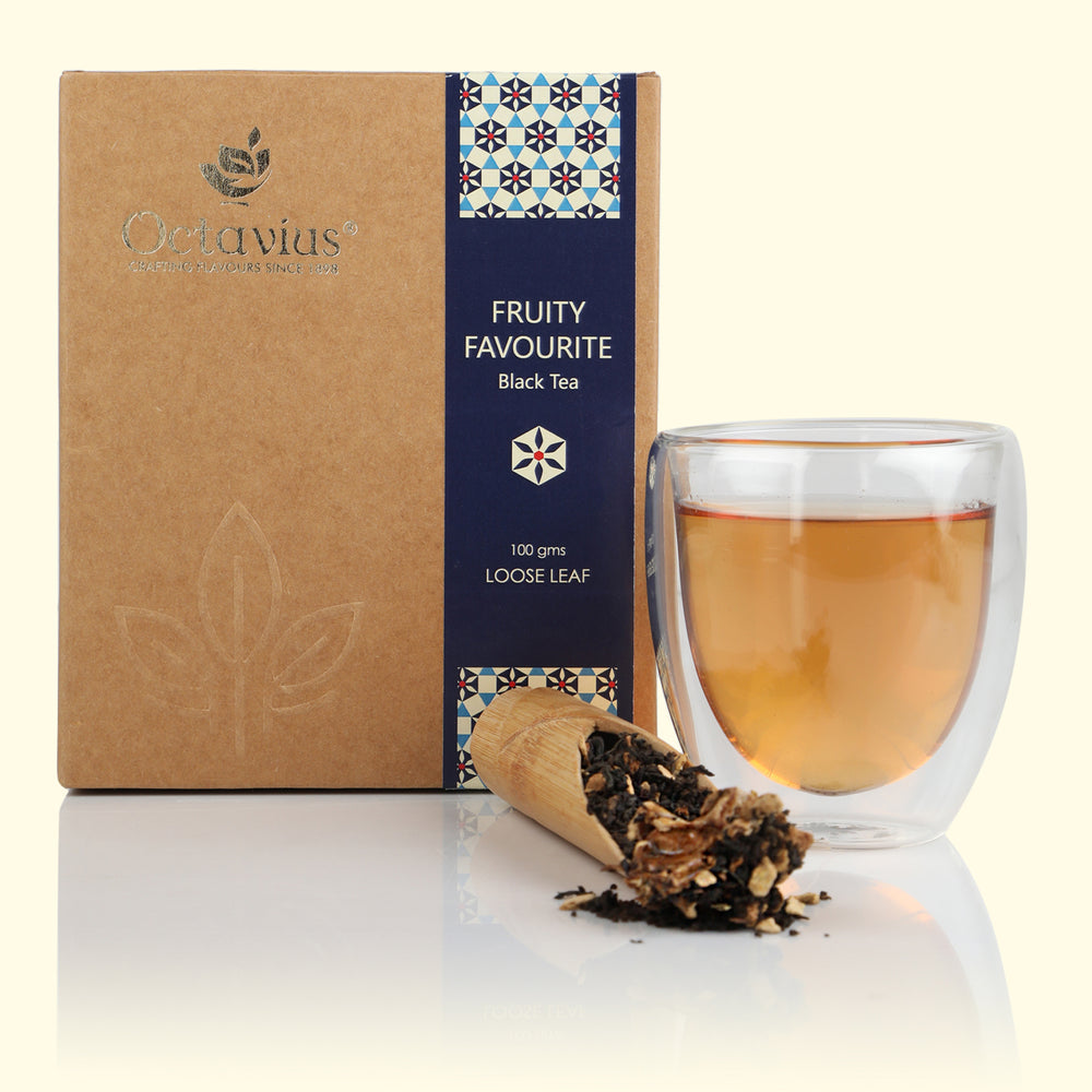 Fruity Favourite Black Tea Loose Leaf