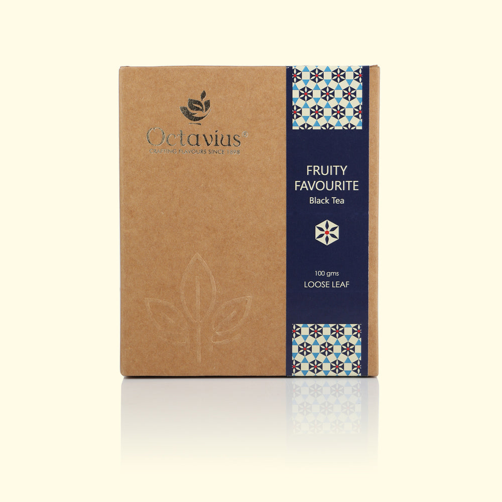 Load image into Gallery viewer, Fruity Favourite Black Tea Loose Leaf