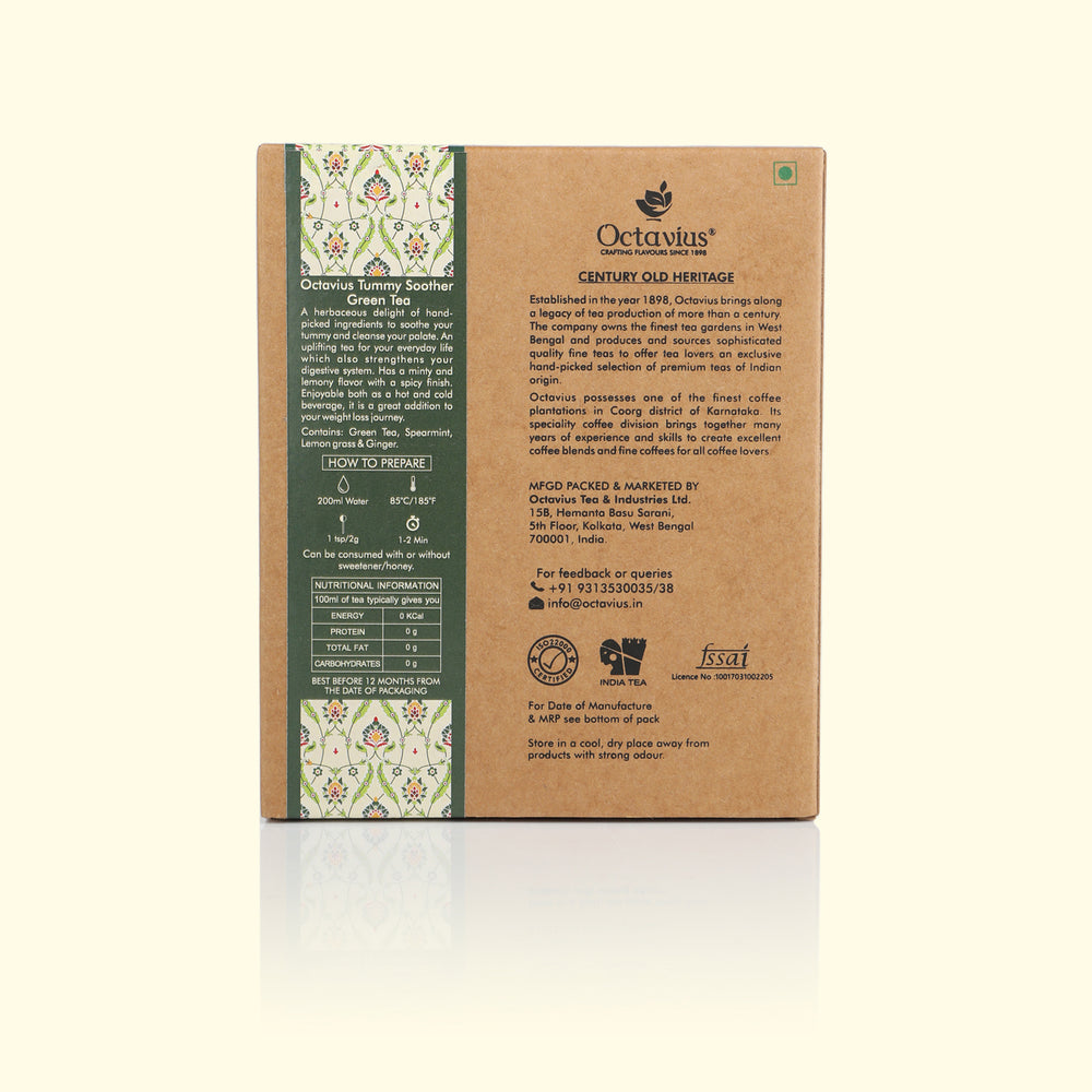 Load image into Gallery viewer, Tummy Soother Green Loose Leaf Tea