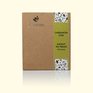 Load image into Gallery viewer, Octavius Economy Pack of Cardamom Chai Ready Tea 50 Sachets