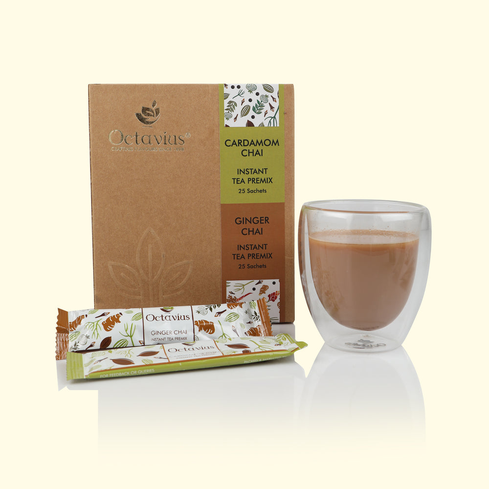 Economy Pack - Ginger & Cardamom Ready Tea