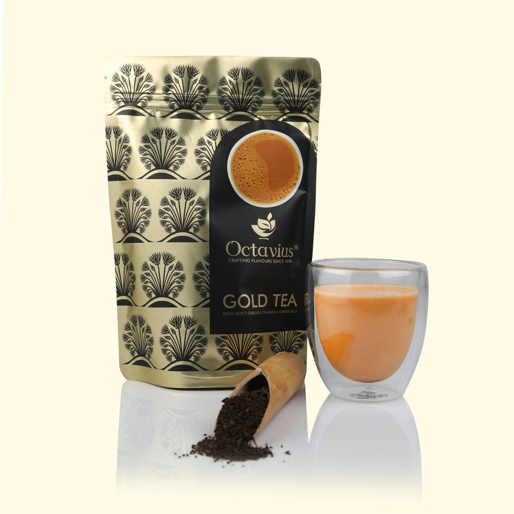 Load image into Gallery viewer, Gold CTC Black Tea - 250 Gms