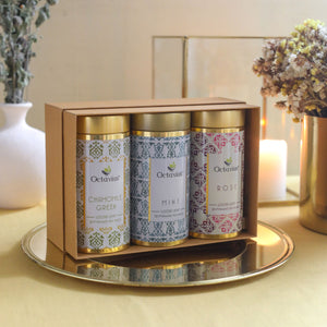 Load image into Gallery viewer, Gourmet Tea Collection-Tealightful Infusions  (3 Tins)