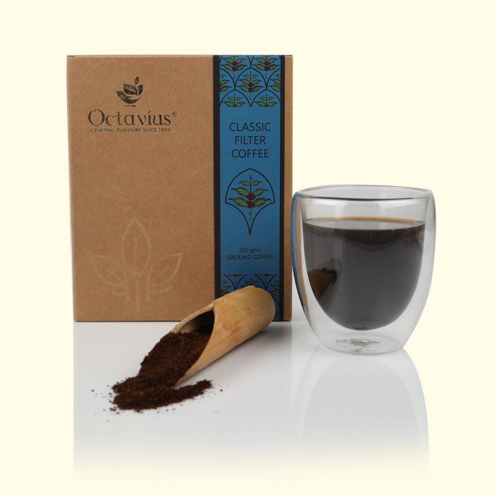Premium Filtered South Indian Coffee