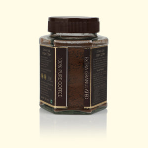 Load image into Gallery viewer, Gold Instant Coffee Powder Jar