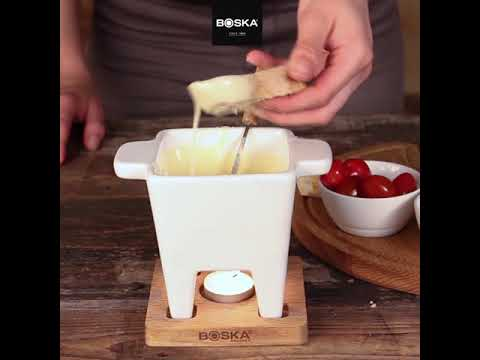 Mini Cheese Fondue & Cheeses!