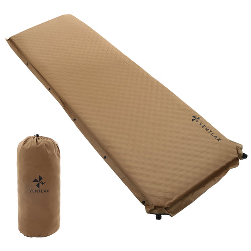 INFLATABLE MAT (COYOTE) - VENTLAX