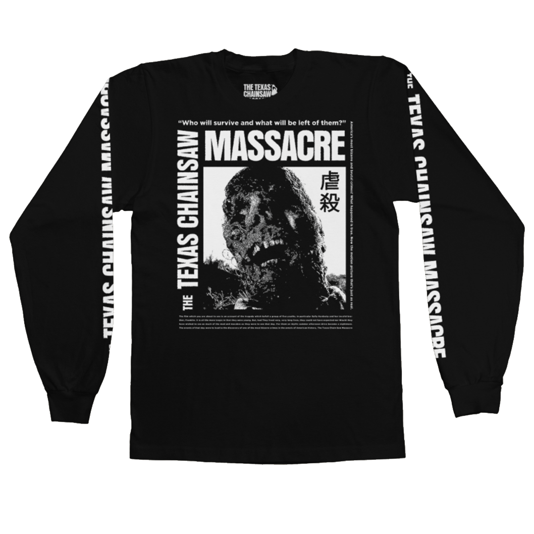 Graveyard Japanese Import Long Sleeve