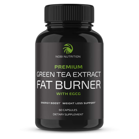 Green Tea Fat Burner - 60 Count