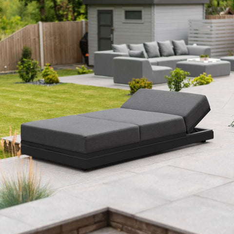 Sense Outdoor Fabric Lounger