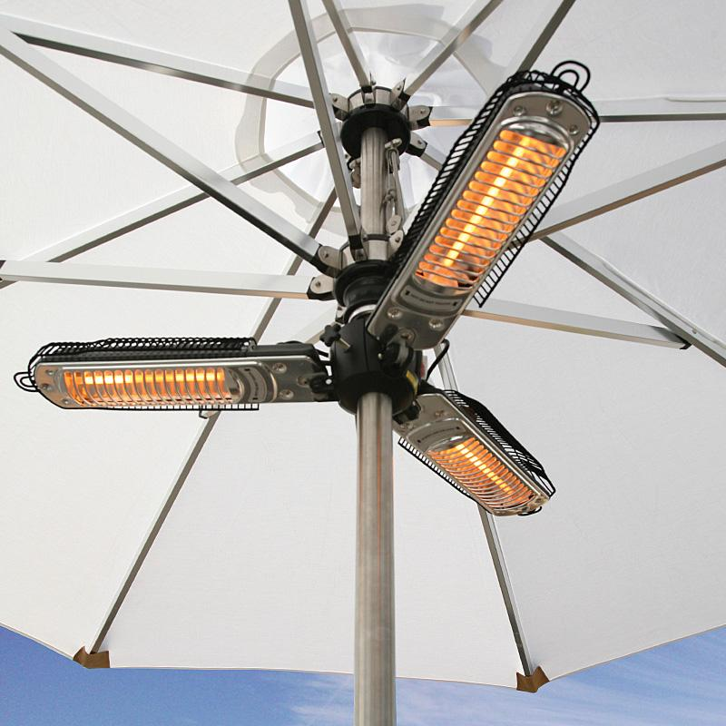 Nova   2kW Electric Parasol Heater