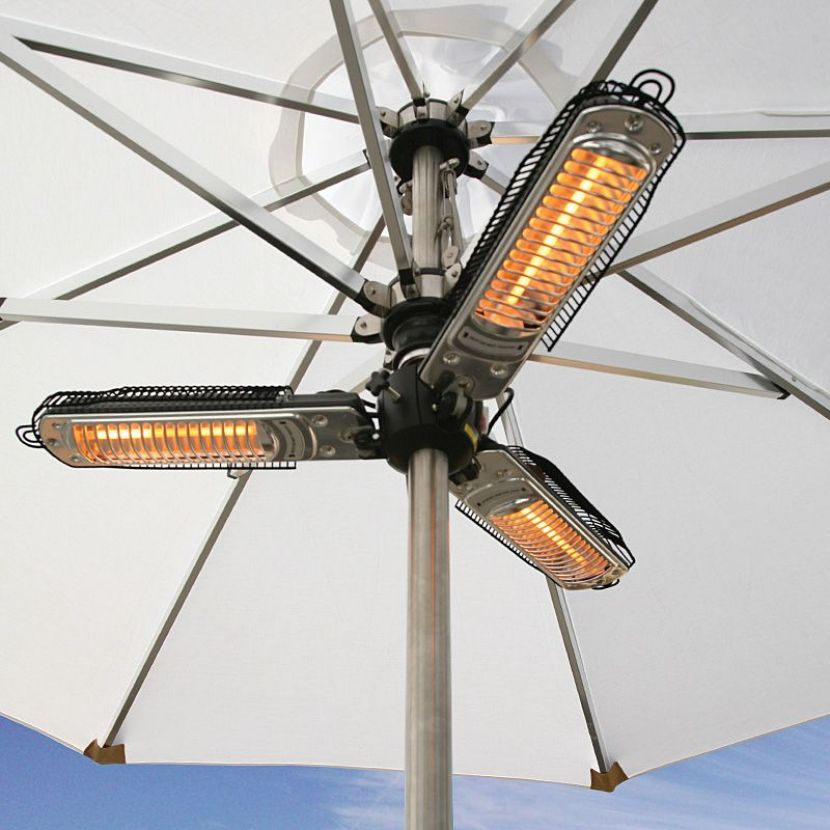 2kW Electric Parasol Heater