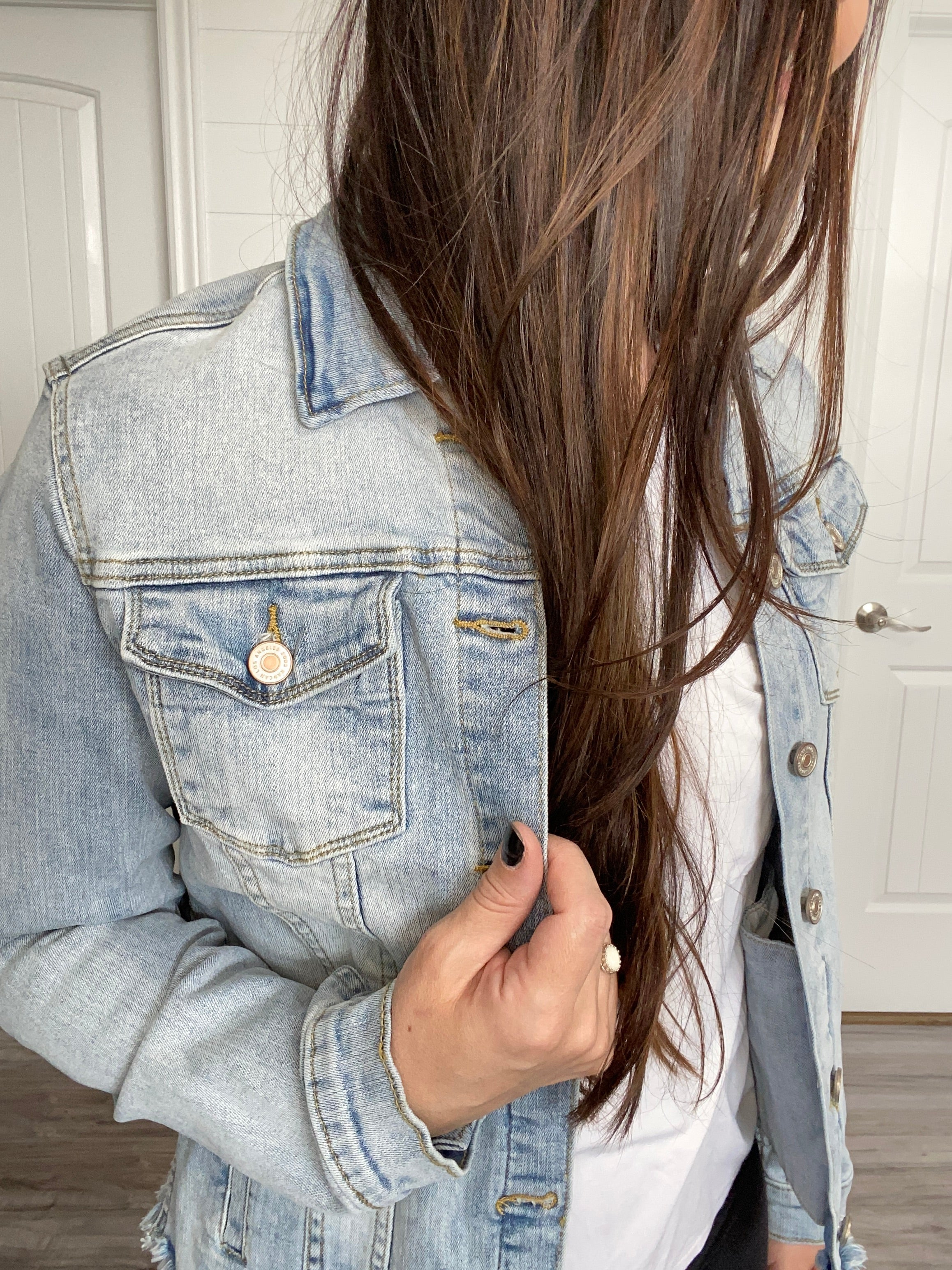 The Kancan Jean jacket