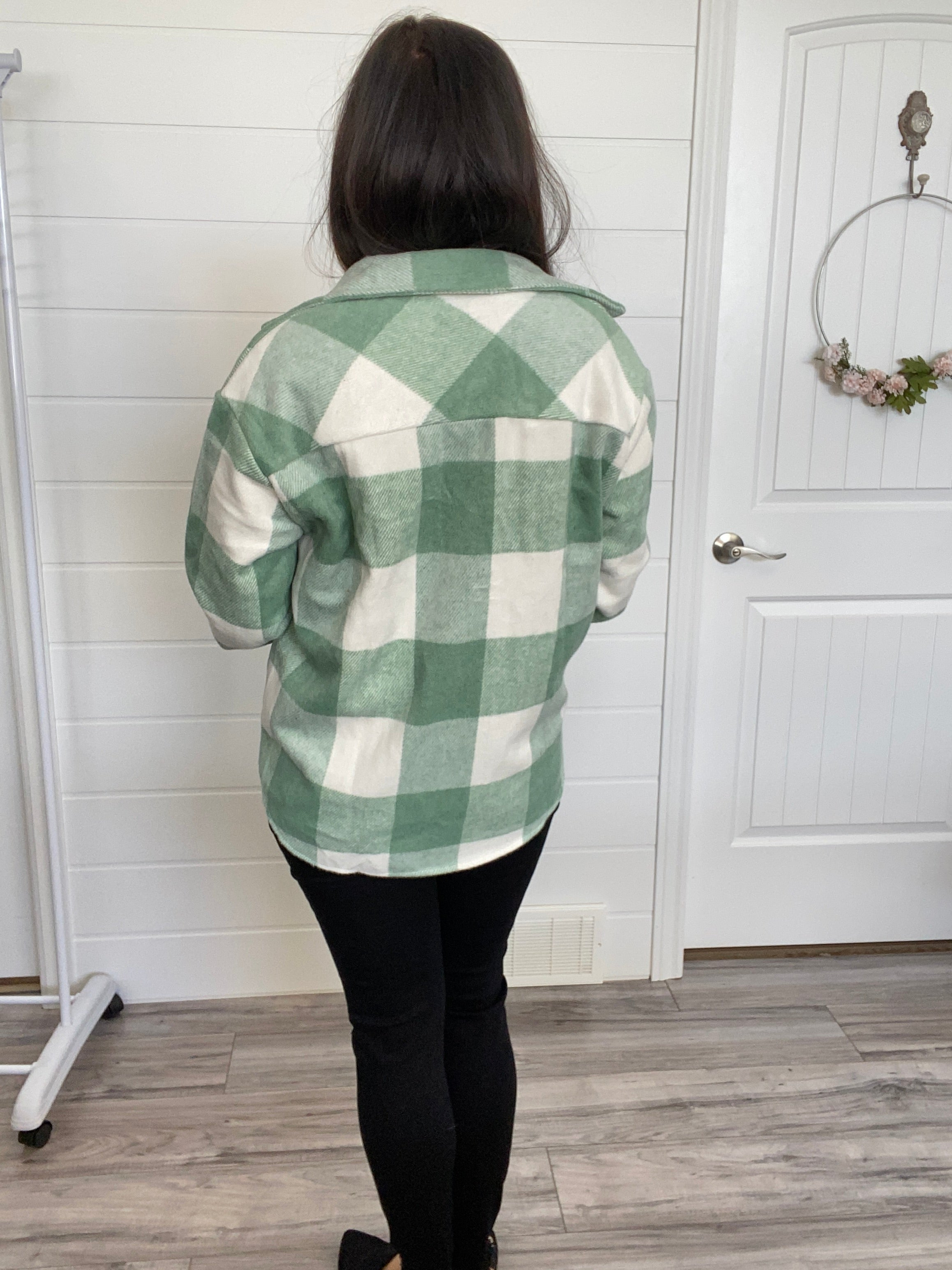 The Plaid Shacket