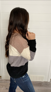 Winter weather sweater