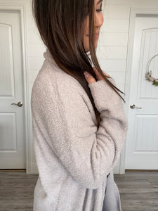 Comfort at home cardigan