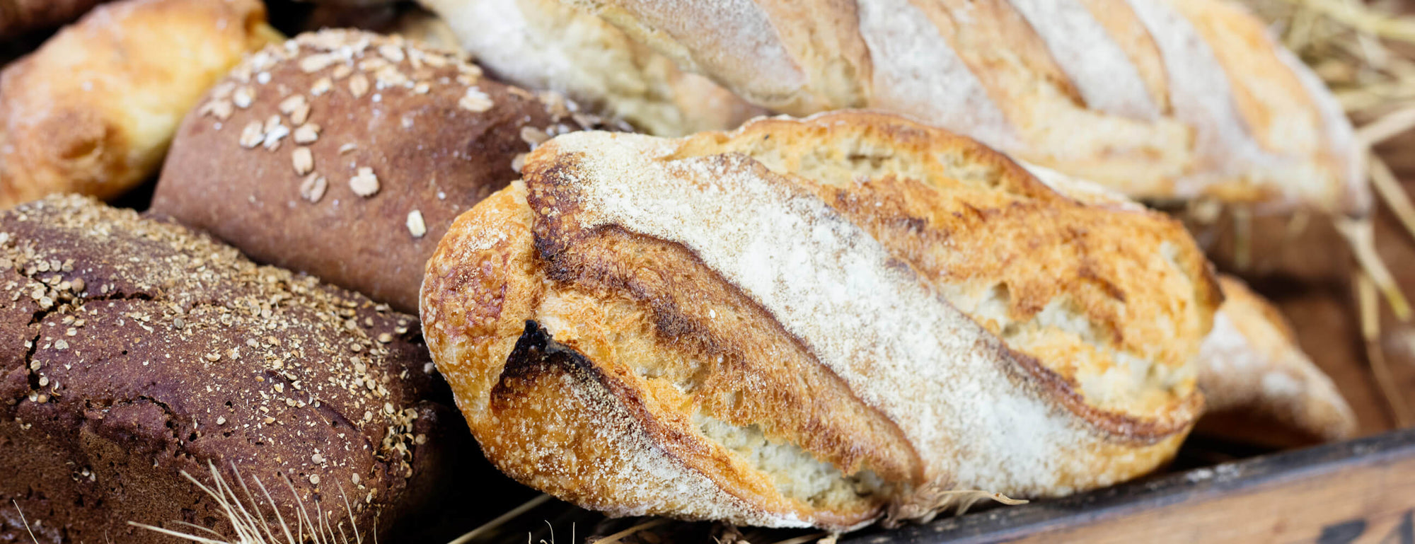 Hambleton Bakery freshly baked bread
