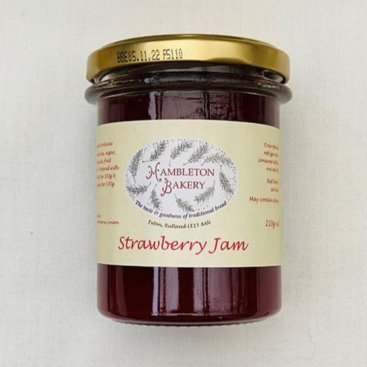 Hambleton Bakery Strawberry Jam