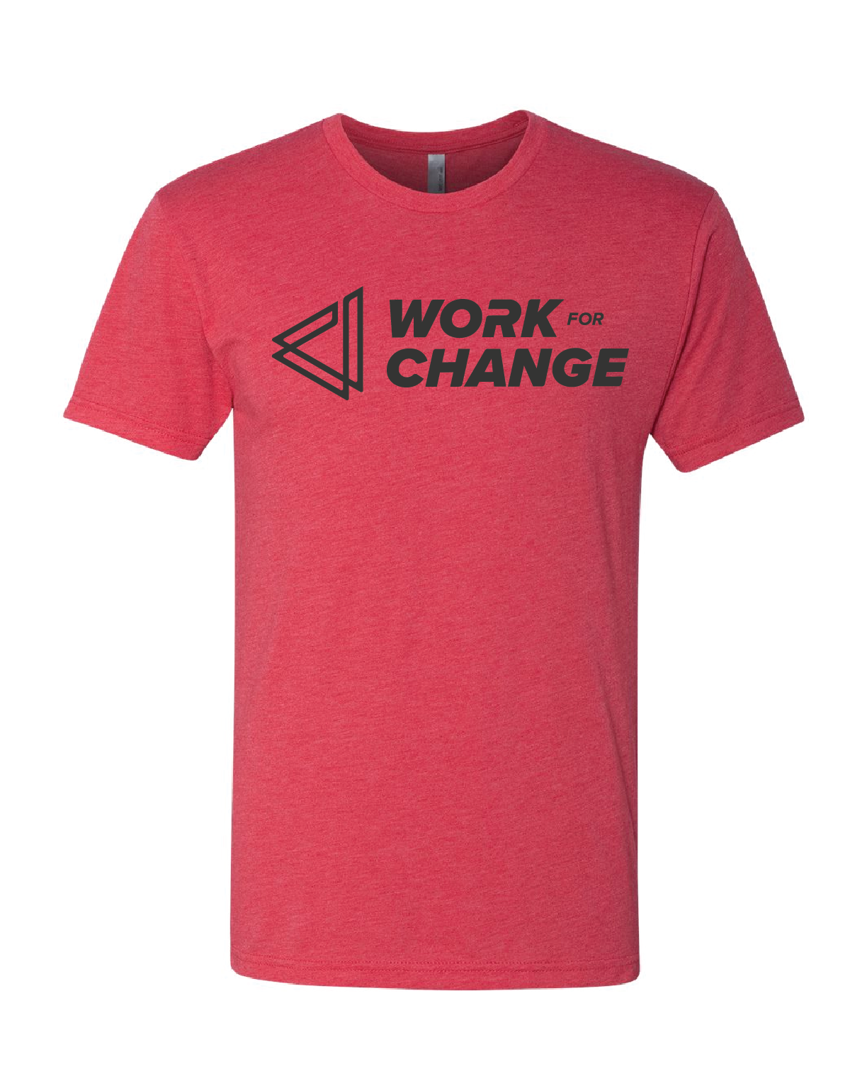 Red WFC Logo Tee