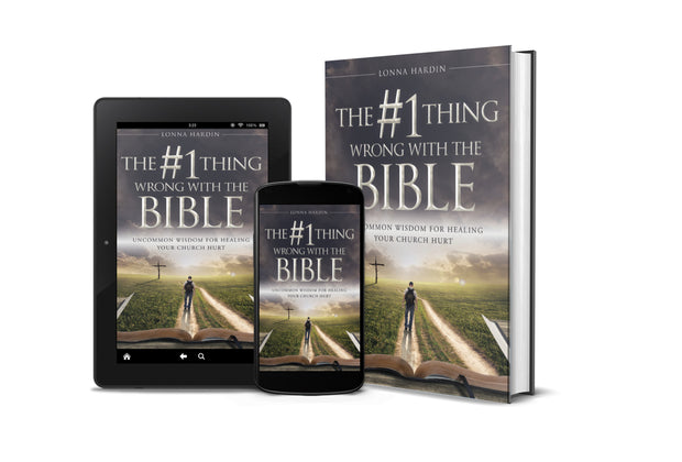 The #1 Thing Wrong With The Bible