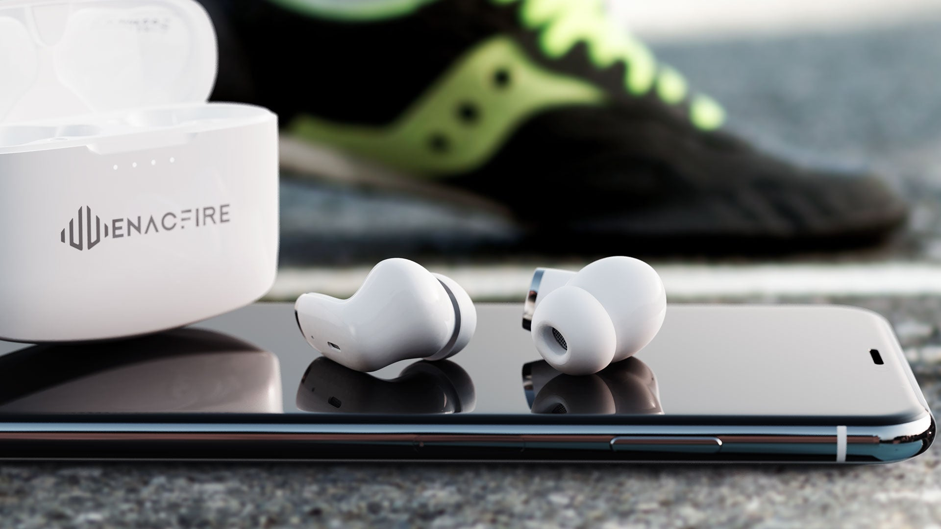ENACFIRE E90 Wireless Earbuds