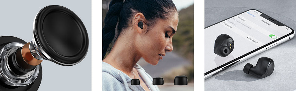 ENACFIRE Future Plus Wireless Earbuds (UK & CA only)
