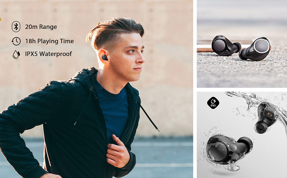 ENACFIRE Future Wireless Earbuds Specifications