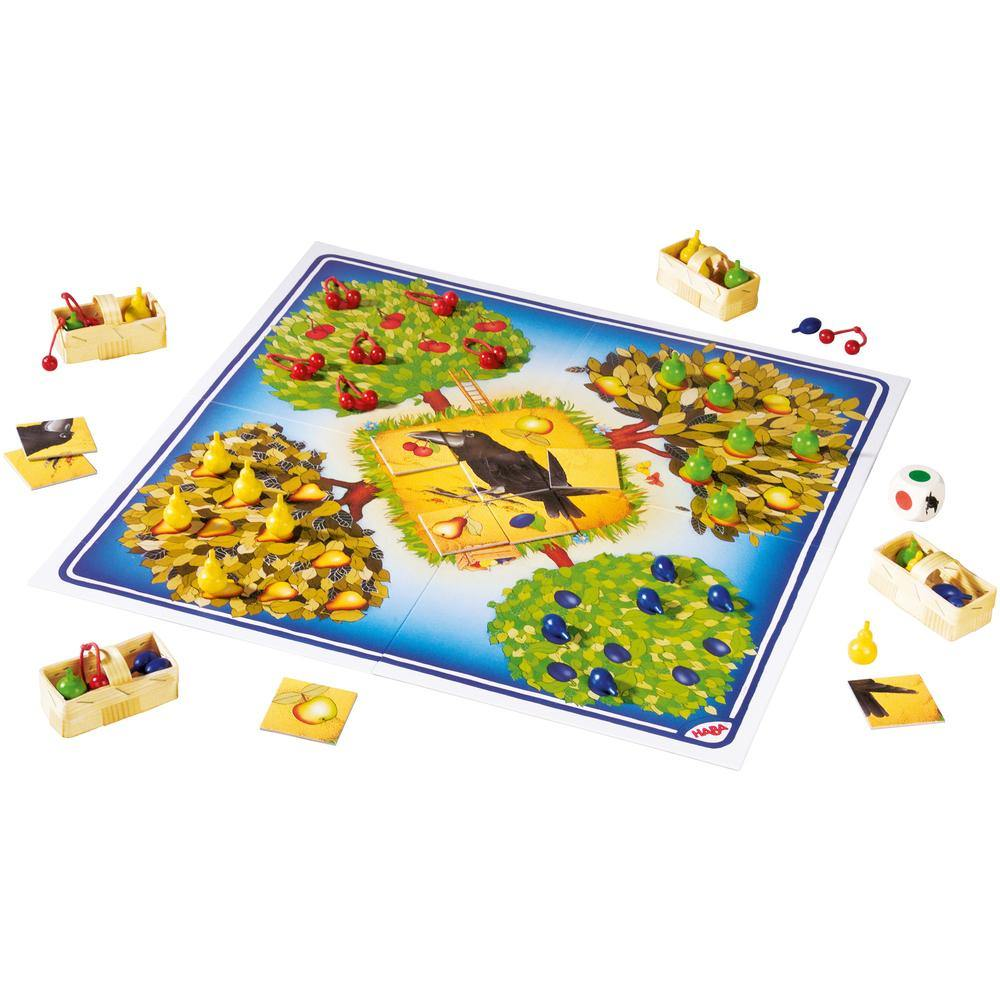 Board game Haba Livada - Orchard