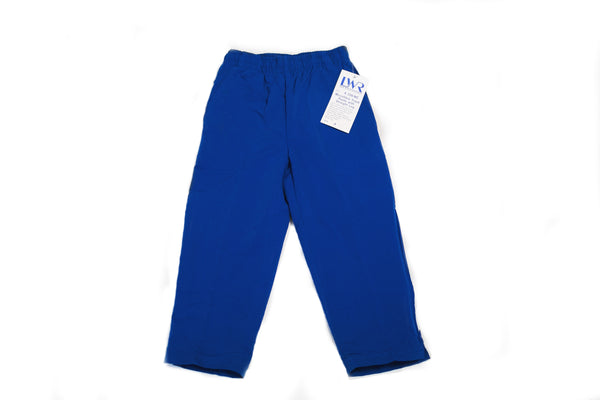 Track Pants Microfibre Straight