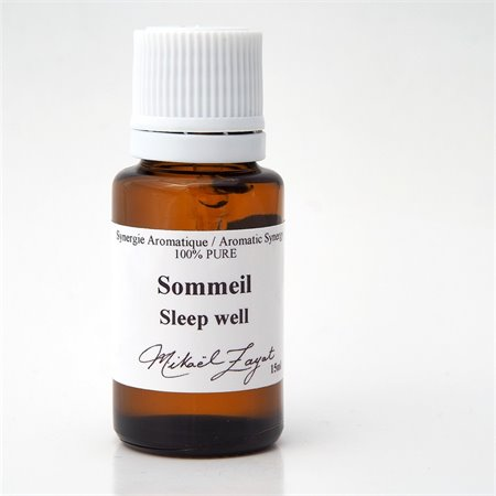 Huile Essentielle Synergie Sommeil