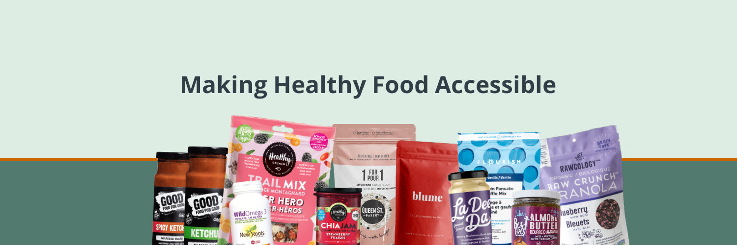 Rise Market – Making Healthy Food Accessible banner